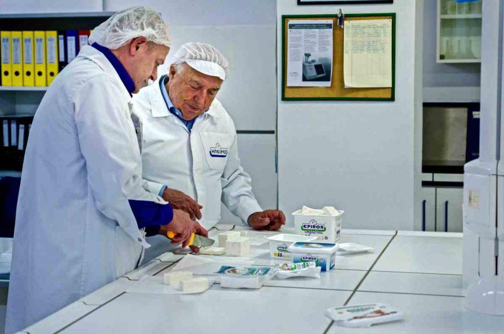Ήπειρος ΑΕΒΕ Τυροκομικά - Αμμότοπος Άρτας - Greek Gastronomy Guide