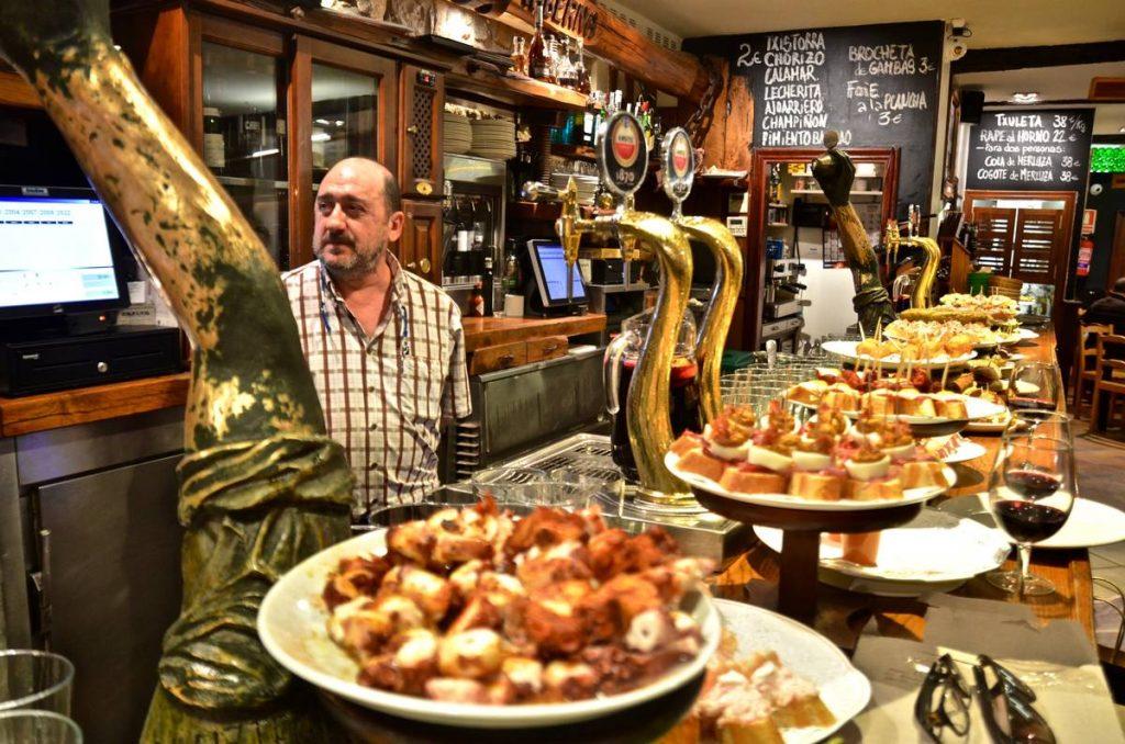 Η Γαστρονομία του Σαν Σεμπαστιάν - Greek Gastronomy Guide