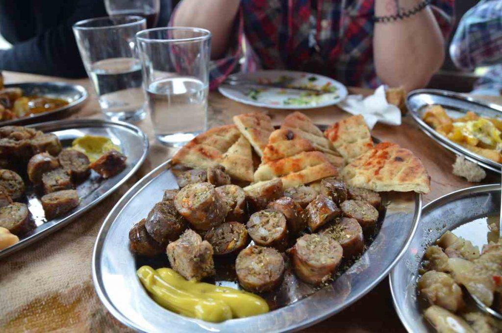 Ταβέρνα - Οινοποιείο Ζεύκι - Βαθύκαμπο Άρτας - Greek Gastronomy Guide