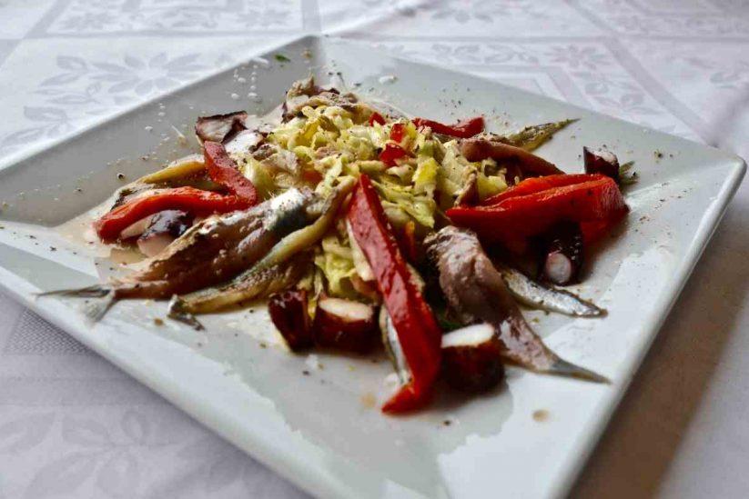 Η ταβέρνα του Πατέντα - Κορωνησία, Αμβρακικός κόλπος - Greek Gastronomy Guide