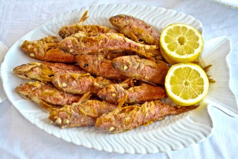 Ταβέρνα του Πατέντα (Μυρταριά) - Κορωνησία - Greek Gastronomy Guide