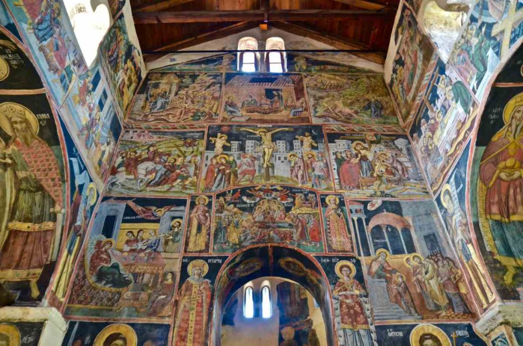 Βυζαντινές εκκλησίες της Άρτας - Greek Gastronomy Guide