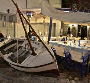 Caprice Restaurant-Bar - Ύδρα - Greek Gastronomy Guide
