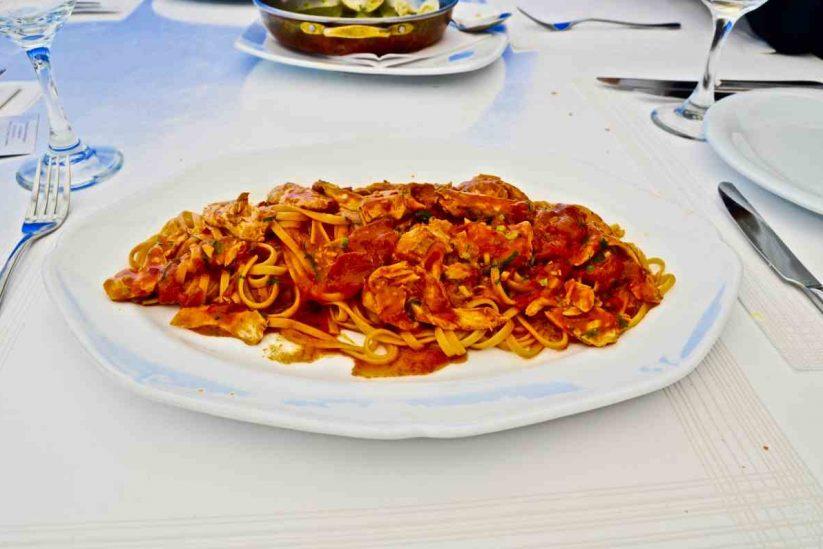 Ναυτικός Όμιλος Ύδρας - Εστιατόριο Omilos - Ύδρα - Greek Gastronomy Guide
