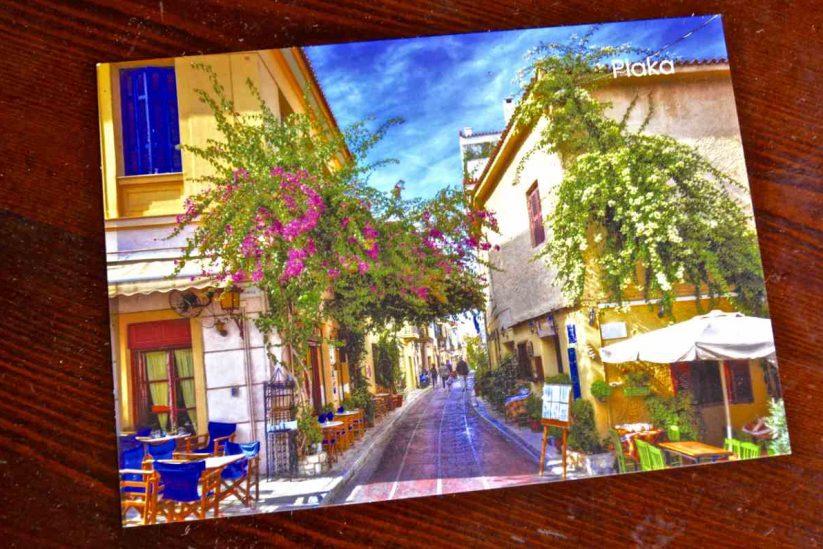 Καφέ Μελίνα - Πλάκα, Αθήνα - Greek Gastronomy Guide