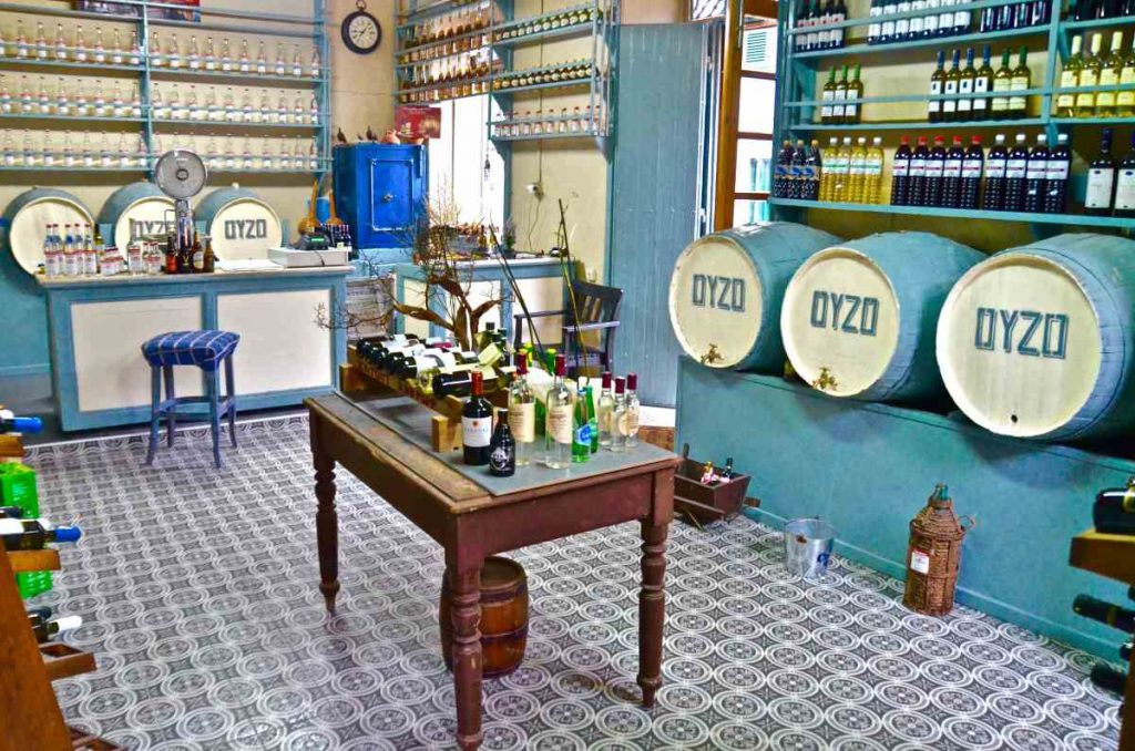 Το ούζο Ρούμπου στην καρδιά της Πρέβεζας - Greek Gastronomy Guide