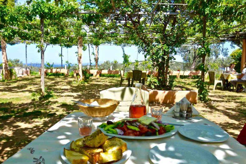 Ταβέρνα Παράδεισος - Αντώνης Δρούγκας - Πόρος - Greek Gastronomy Guide