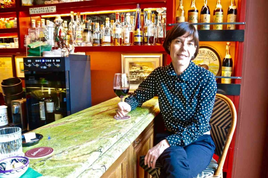 Wine bar Heteroclito - Αθήνα - Greek Gastronomy Guide