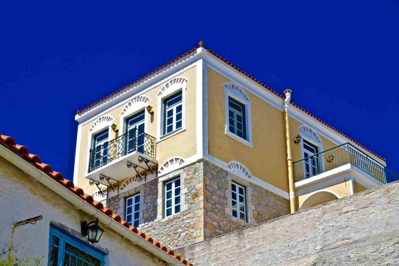 Αρχοντικά στο Κρανίδι - Ερμιονίδα - Greek Gastronomy Guide