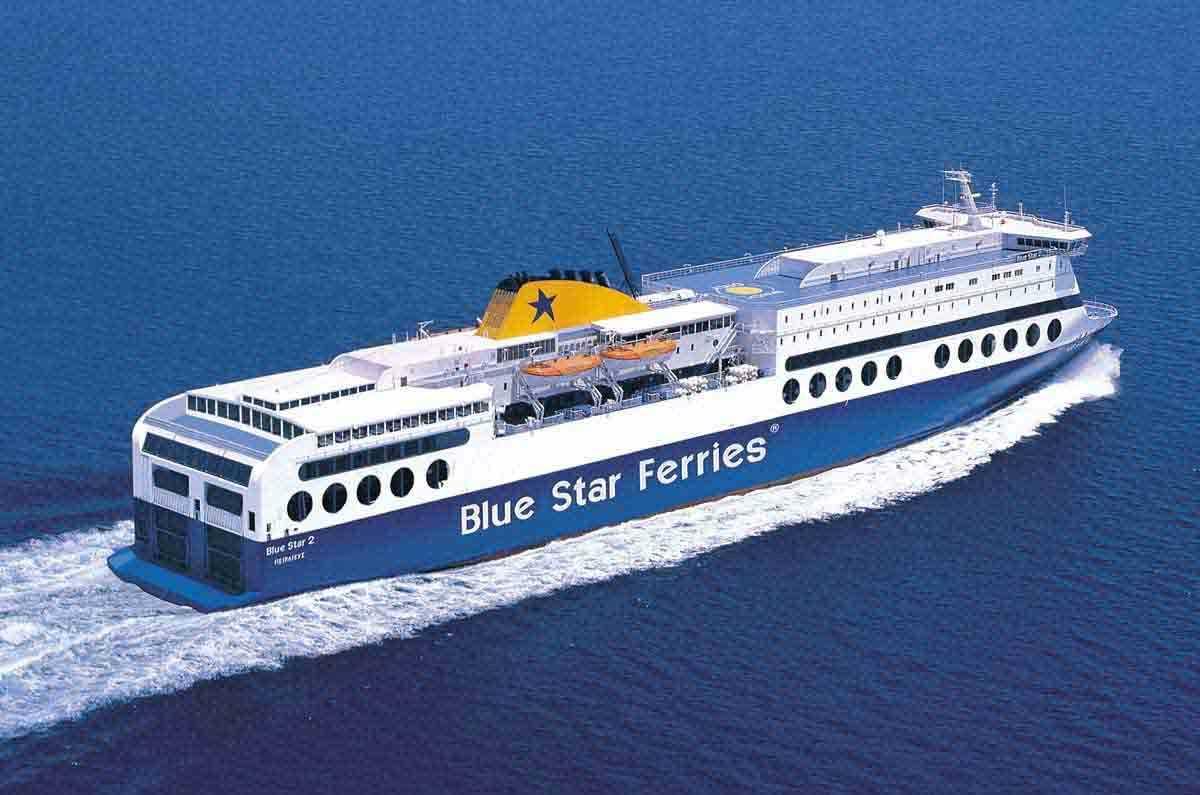 Blue Star 2 στη Σάμο