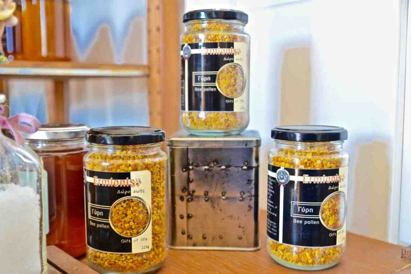 Ermionis - Μελισσοκομία Μπαϊρακτάρη -Κρανίδι- Greek Gastronomy Guide