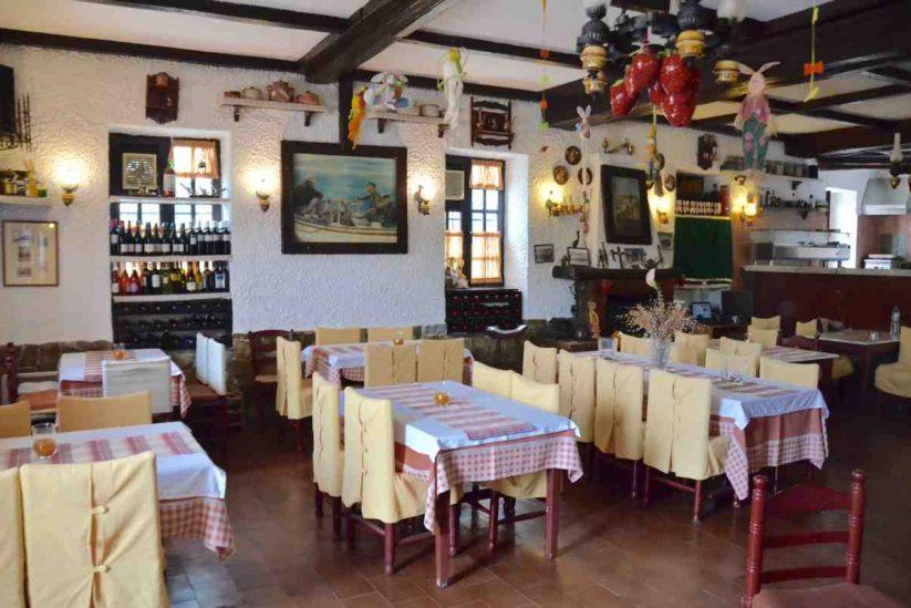 Εστιατόριο Γανώσης - Ερμιόνη - Greek Gastronomy Guide