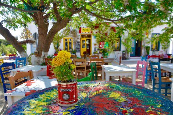 Φάτσες - Μήλος - Greek Gastronomy Guide
