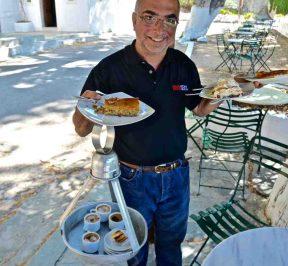 Καφενείο Μελίστακτο - Πόρος - Greek Gastronomy Guide