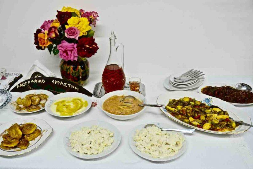 Λαογραφικό Εργαστήρι Δήμου Ερμιονίδας - Greek Gastronomy Guide