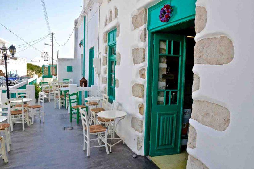 """Μεζεδοπωλείο """"Μπακάλικον Γαλάνης"""" - Μήλος - Greek Gastronomy Guide"""