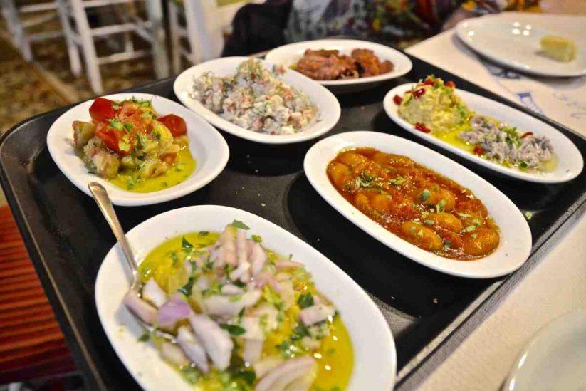 Μεζεδοπωλείο Ντάγκλας - Κοιλάδα, Ερμιονίδα - Greek Gastronomy Guide