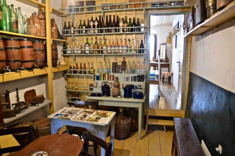 Οικία Παναγιώτη Τέτση στην Ύδρα - Greek Gastronomy Guide