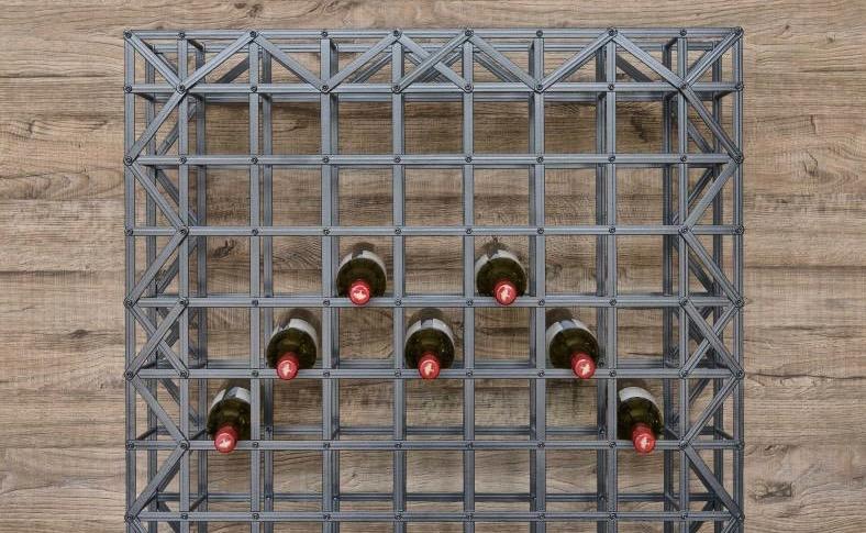 Oινόθηκες φετίχ για πολύτιμα κρασιά