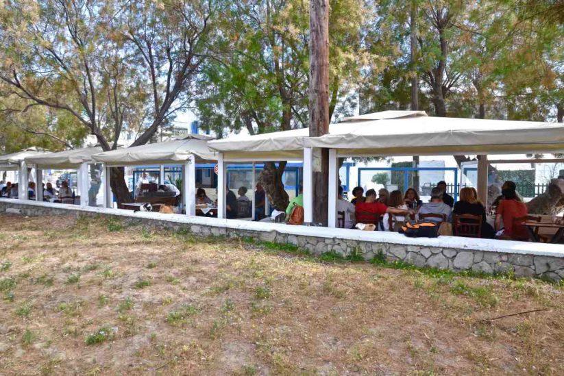 Ψαροταβέρνα το Αρμενάκι - Πολλώνια, Μήλος - Greek Gastronomy Guide