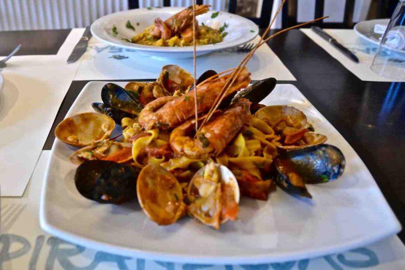 Ψαροταβέρνα Σπυρανδρέας - Ερμιόνη - Greek Gastronomy Guide