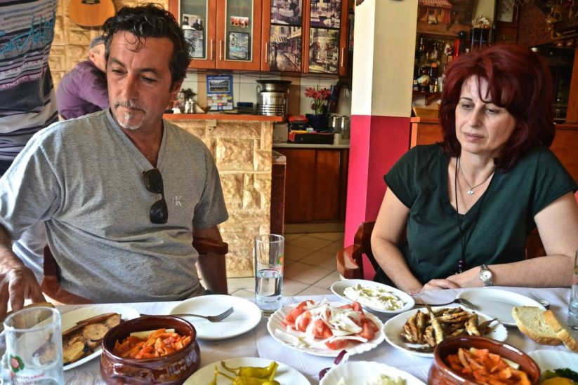 Οινοποιία Αποσταγματοποιία Βασδαβάνου - Greek Gastronomy Guide