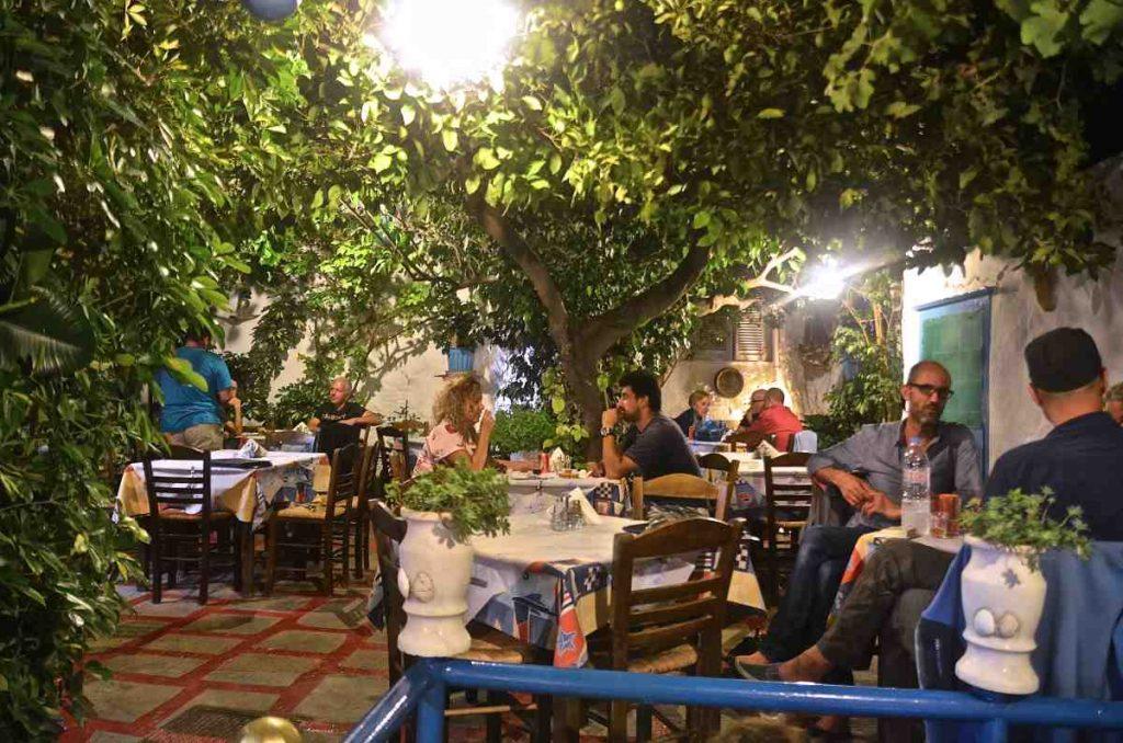 Το Κρυφό Λιμάνι (Ο Καπετάν Ανδρέας) - Ύδρα - Greek Gastronomy Guide
