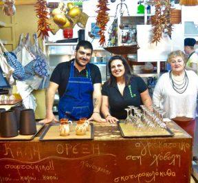 Ταβέρνα Ω! Χαμός - Μήλος - Greek Gastronomy Guide
