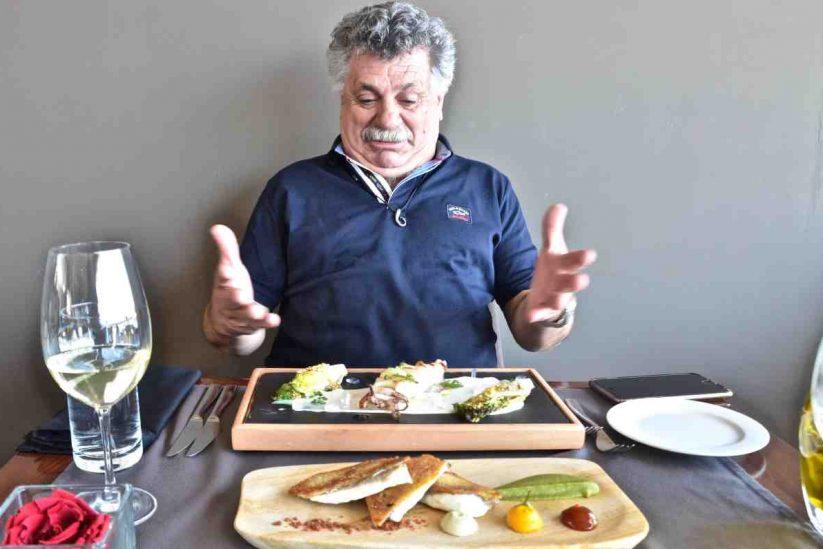 Βαρούλκο Seaside - Λευτέρης Λαζάρου - Greek Gastronomy Guide