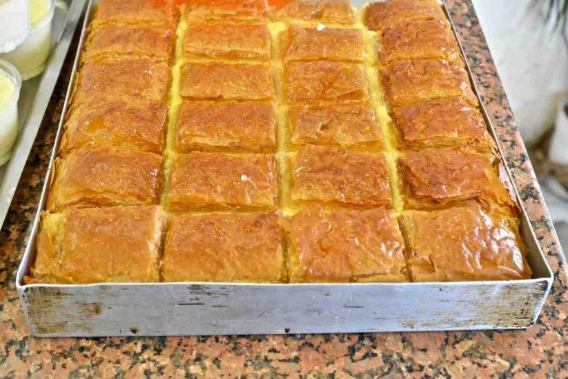 Ζαχαροπλαστείο Γλύκισμα - Πόρος - Greek Gastronomy Guide