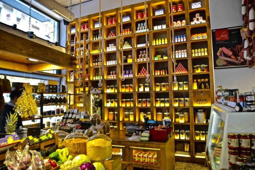 Παντοπωλείο Black Pepper - Άνω Πετράλωνα - Greek Gastronomy Guide