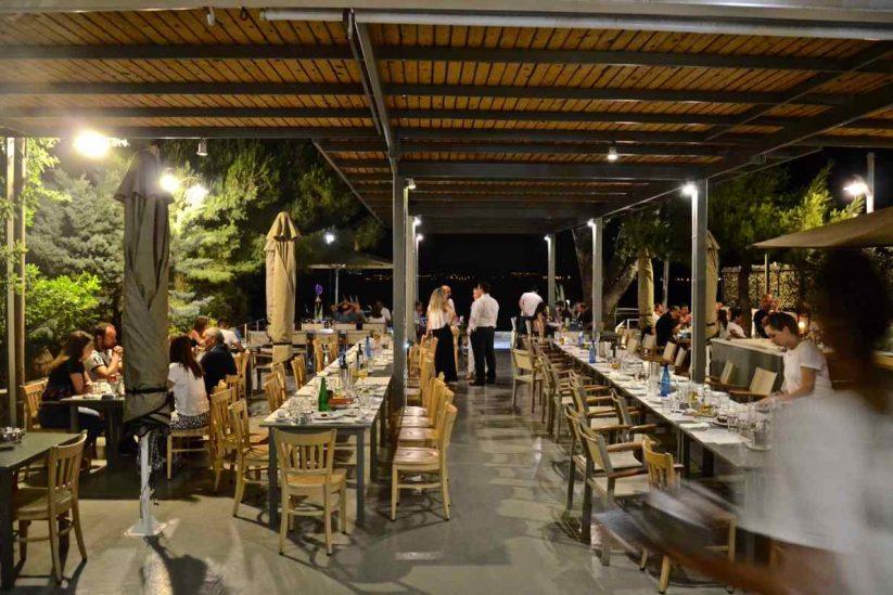 Εστιατόριο Ναύτ-οικο - Ρίο, Πάτρα - Greek Gastronomy Guide