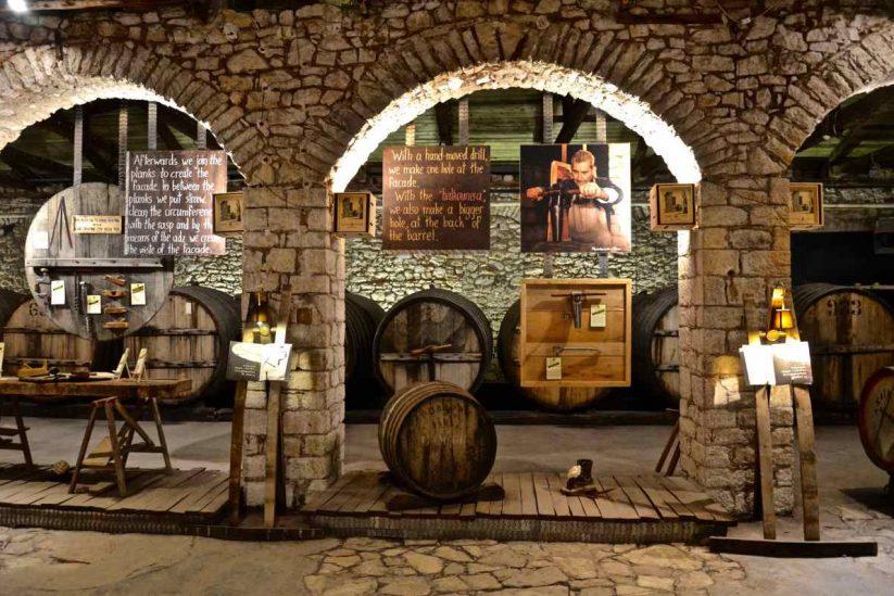 Οινοποιείο Achaia Clauss - Greek Gastronomy Guide