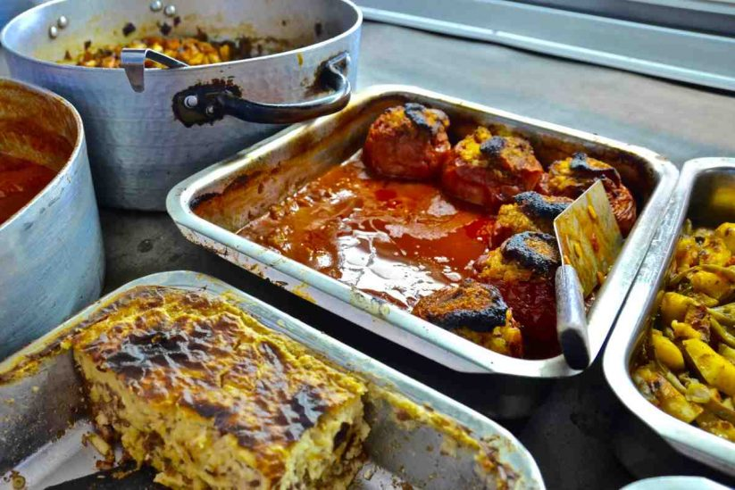 Ταβέρνα Costa - Πόρτο Χέλι, Ερμιονίδα - Greek Gastronomy Guide