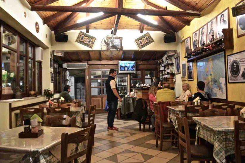 Ταβέρνα του Δημήτρη - Πόρος - Greek Gastronomy Guide