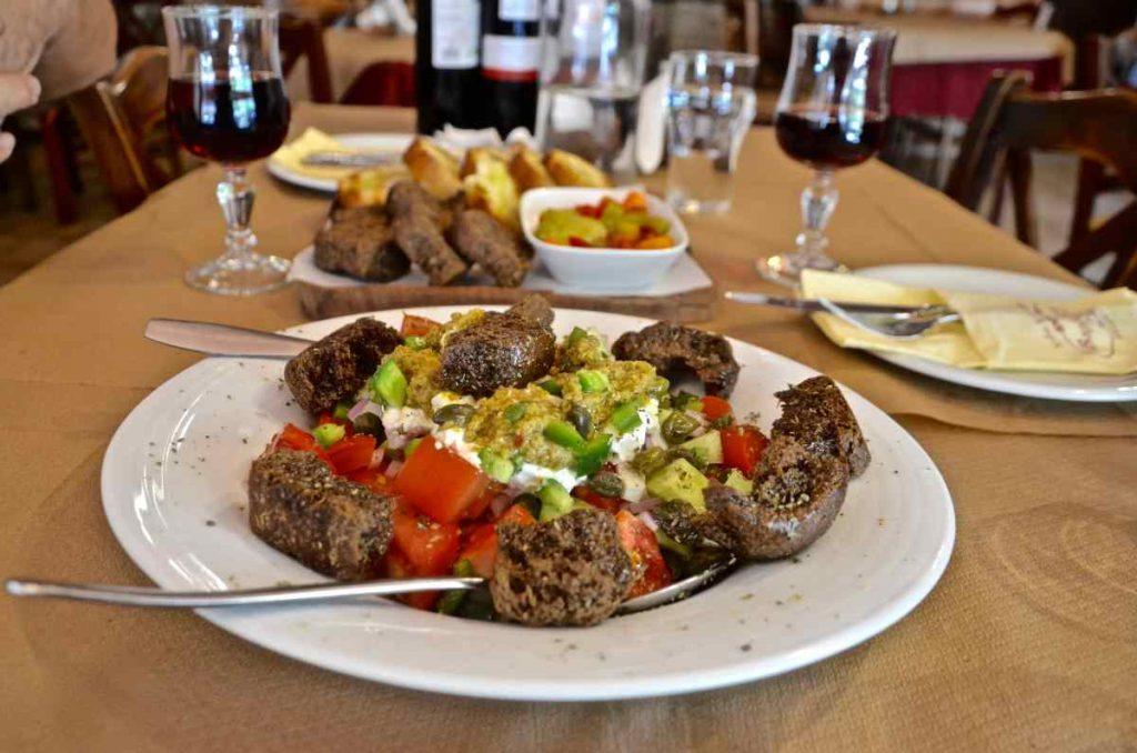 Ταβέρνα Βαρβιτσιώτης - Καλάβρυτα - Greek Gastronomy Guide