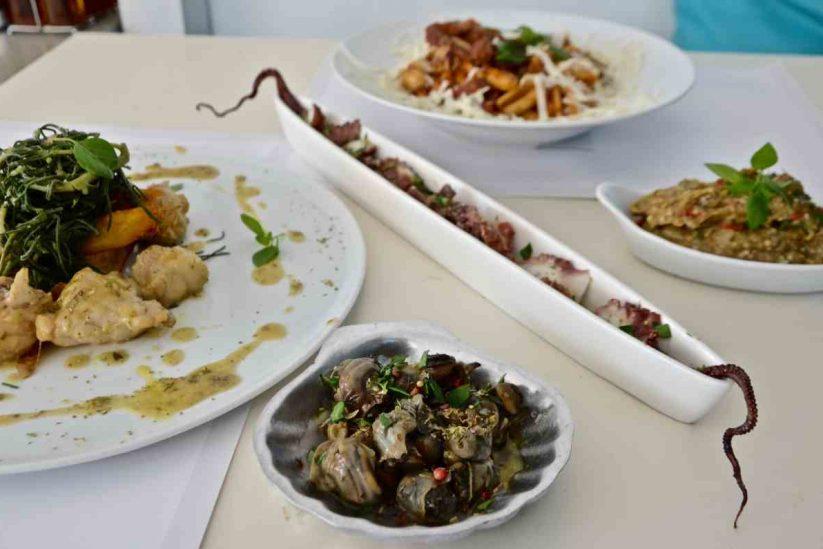 Εστιατόριο Ιππόκαμπος - Πόρτο Χέλι - Ερμιονίδα - Greek Gastronomy Guide