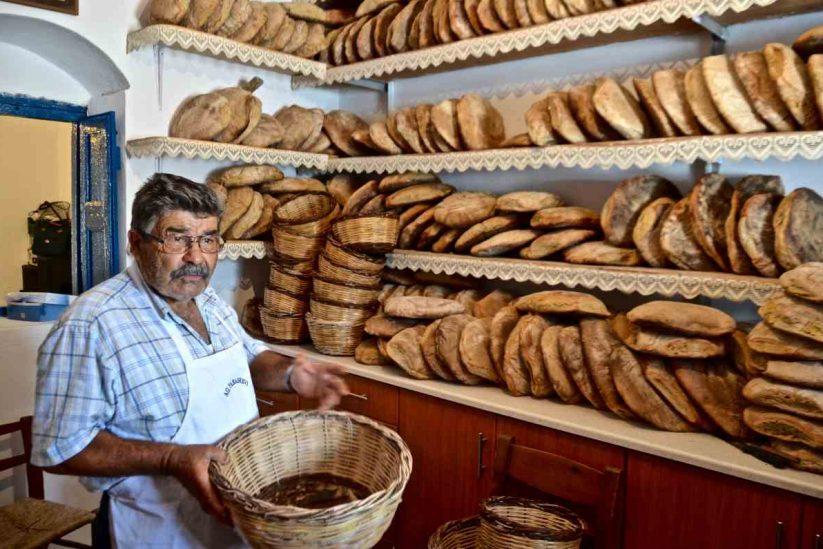 Πανηγύρι της Αγίας Παρασκευής - Αμοργός - Greek Gastronomy Guide