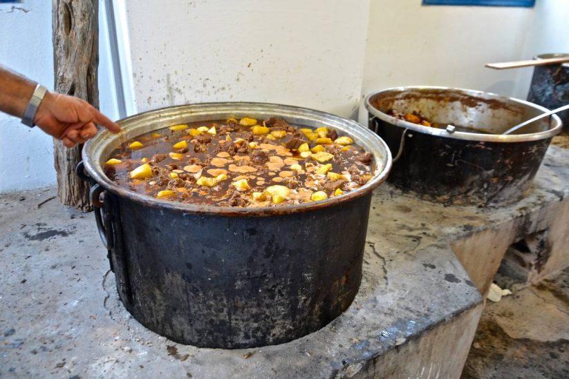 Αμοργιανό πατατάτο - Βαγγέλης Μενδρινός - Greek Gastronomy Guide