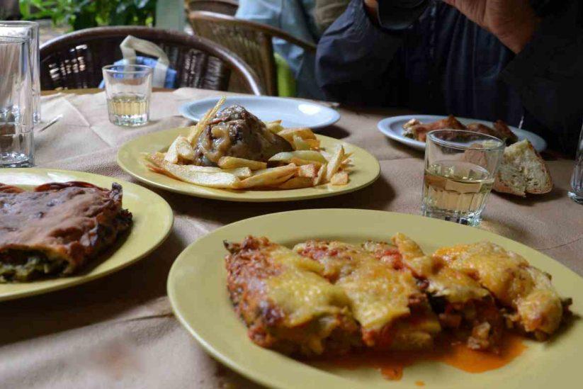 Ταβέρνα Ρομάντζο - Κάτω Ζαχλωρού, Αχαΐα - Greek Gastronomy Guide