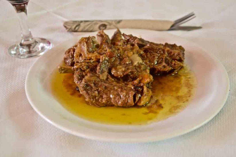 Ασπρογιάχνι βεργάδι - Συνταγή - Αιγιάλεια - Greek Gastronomy Guide