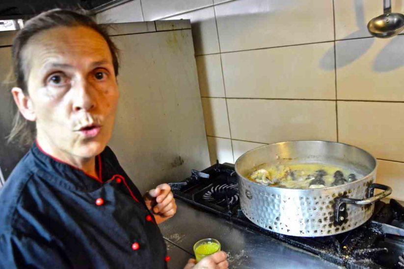 Μπουργέτο Αιγιάλειας - Συνταγή - Greek Gastronomy Guide