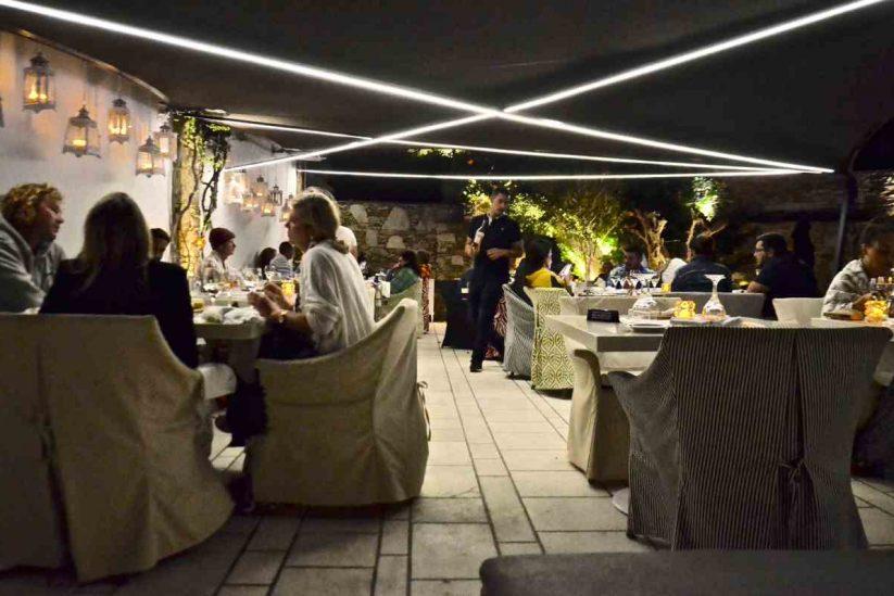 Grandma's Restaurant - Liostasi Hotel - Ίος - Greek Gastronomy Guide