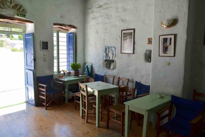Καφενείο το Μοσχουδάκι - Λαγκάδα, Αμοργός - Greek Gastronomy Guide