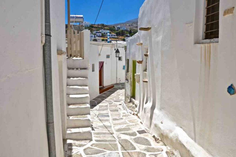 Το καφενείο της Μαριγώς - Λεύκες, Πάρος - Greek Gastronomy Guide