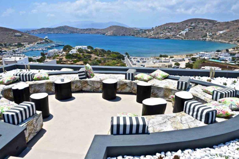 Liostasi Hotel & Suites - Ίος - Greek Gastronomy Guide