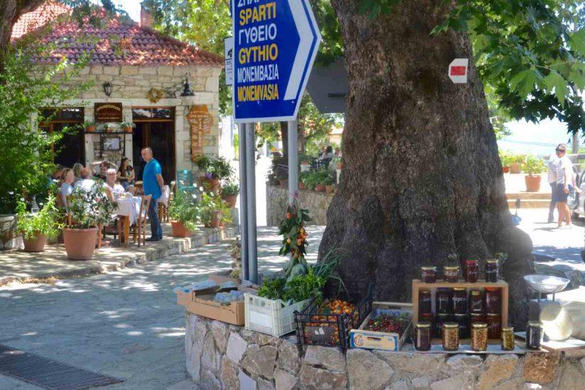 Οινομαγειρείον ο Ναύαρχος - Κοσμάς Κυνουρίας - Greek Gastronomy Guide