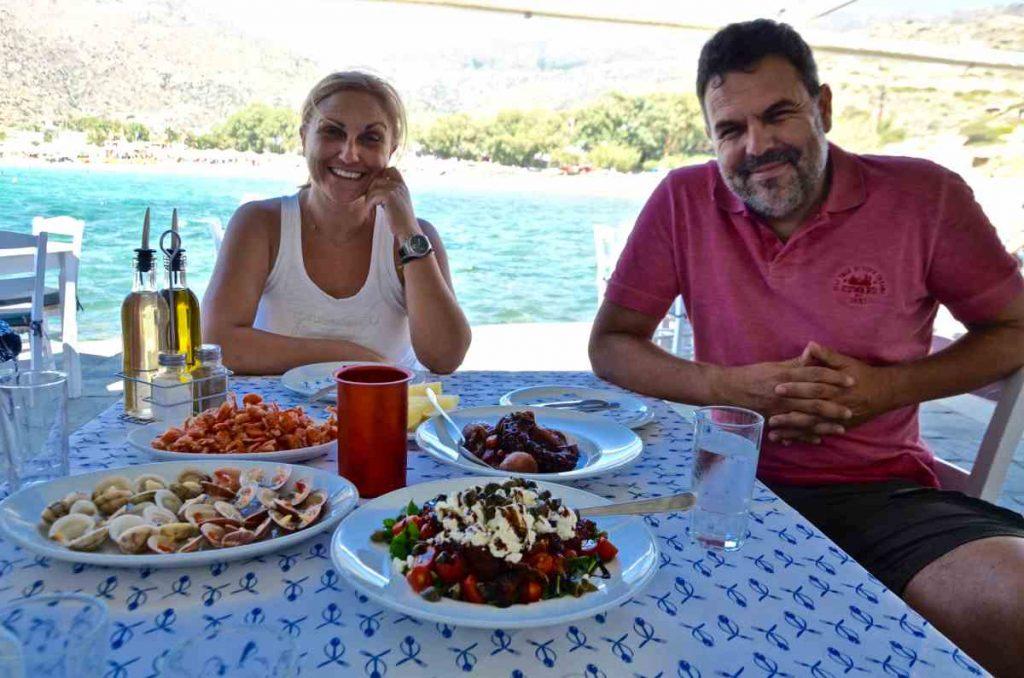 Ψαροταβέρνα Δράκος - Μυλοπότας, Ίος - Greek Gastronomy Guide
