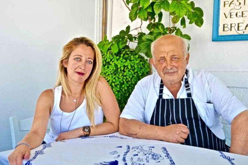 Ψαροταβέρνα Μουράγιο - Κατάπολα, Αμοργός - Greek Gastronomy Guide