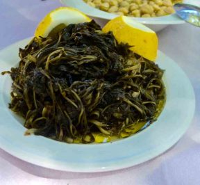 To σανό του Κοσμά Κυνουρίας (Ριζικά) - Greek Gastronomy Guide